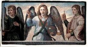 Anges de la Kabbale Juive