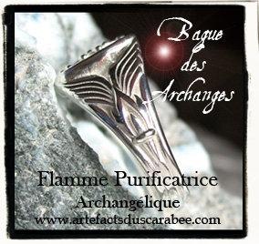 Bagues des Archanges (Profil) - Femme
