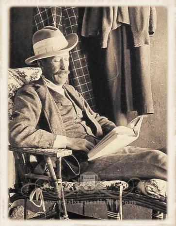 Lord Carnevon - George Edward Stanhope Molyneux Herbert, 5e comte de Carnarvon